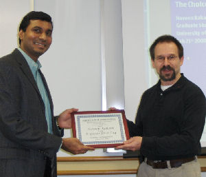 Naveen Kakani as Professor for a Day