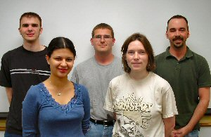2007 Outstanding Students