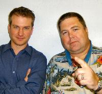 CSE Advisors Ryan Garlick and David Keathly