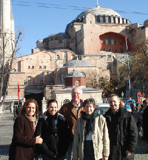 Global Software Development Team meets in Istanbul