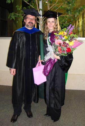 Dr. Tamara Schneider and Dr. Armin Mikler