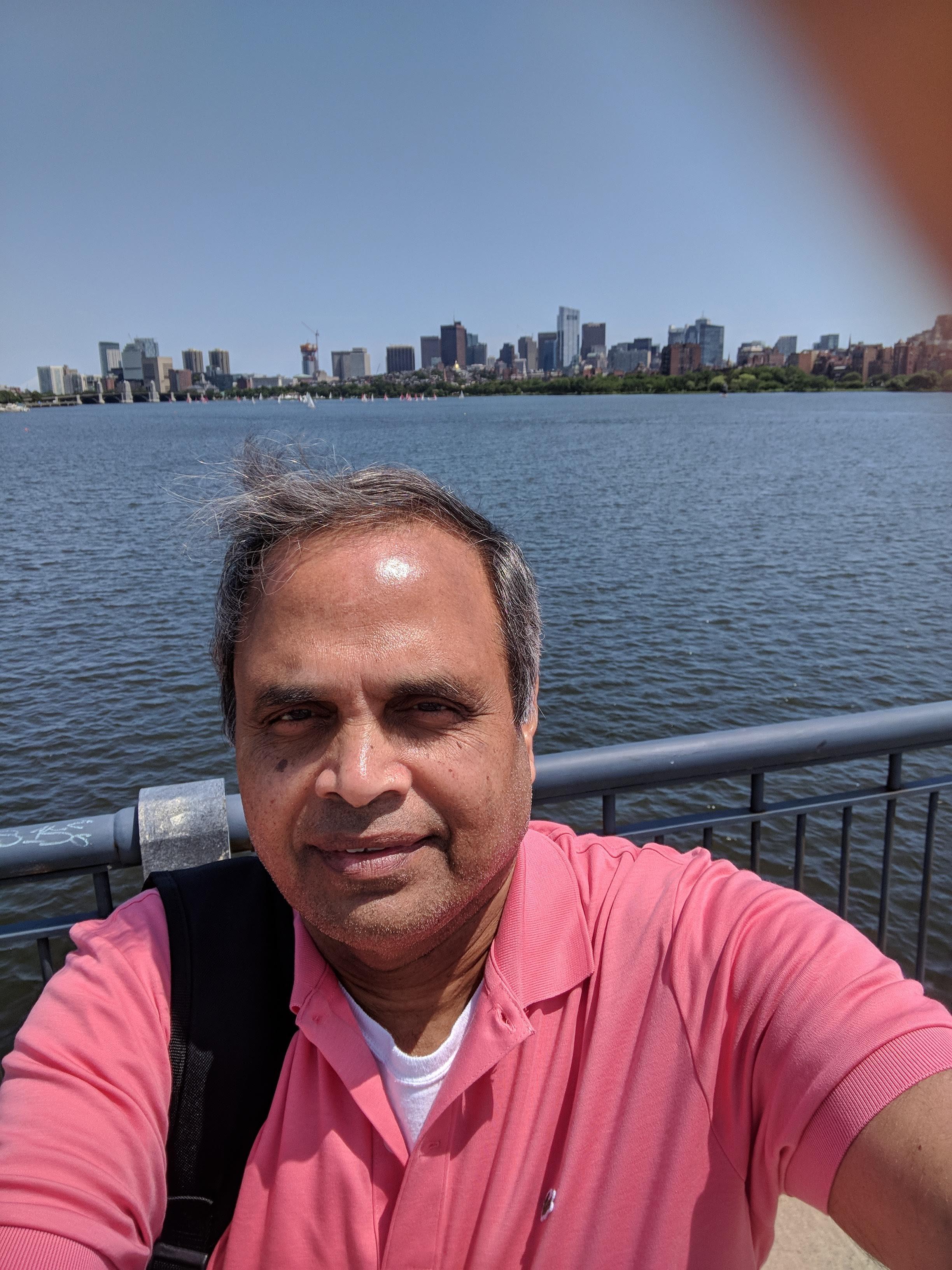 Dr Ram Dantu